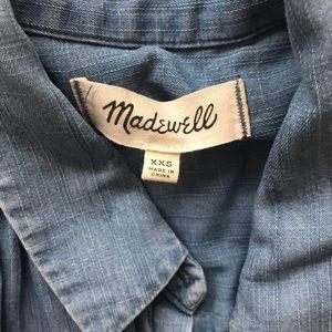 Madewell Tops - Chambray top